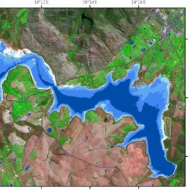 GlobeDrought team investigates drought conditions in the Western Cape, South Africa